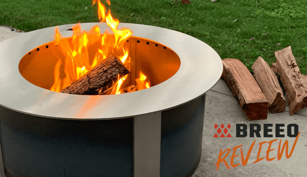 Breeo Fire Pit Review:, Are Breeo Fire Pits Better Than The Competition? cover image