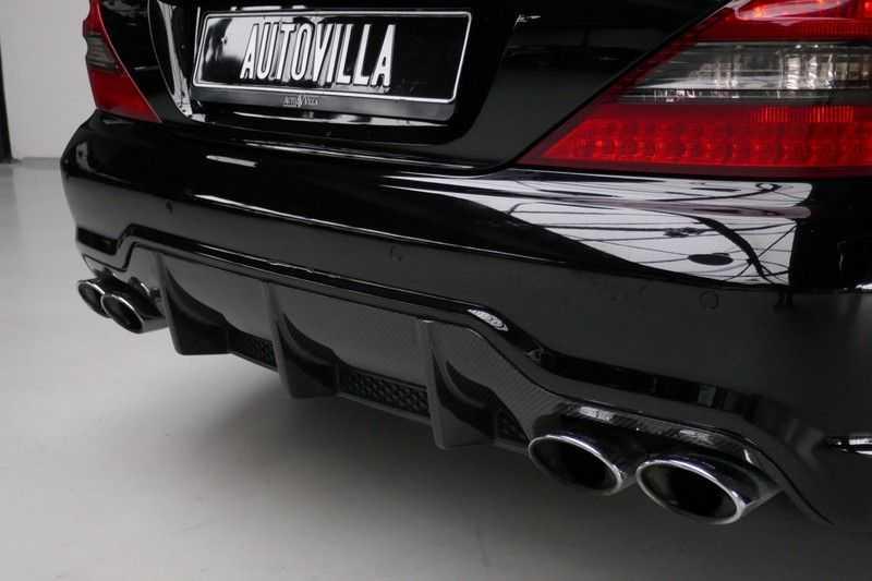 Mercedes-Benz SL-Klasse 63 AMG Performance Package - Carbon afbeelding 15