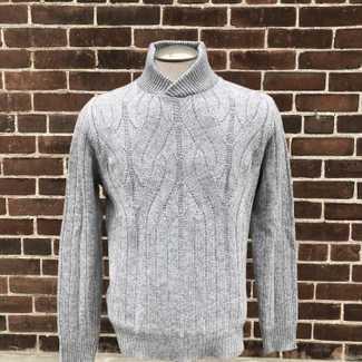 Mini Shawl Colar Horst Sweater