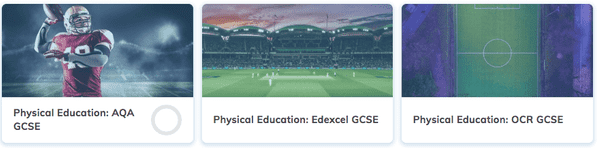 Free GCSE Physical Education Revision Courses