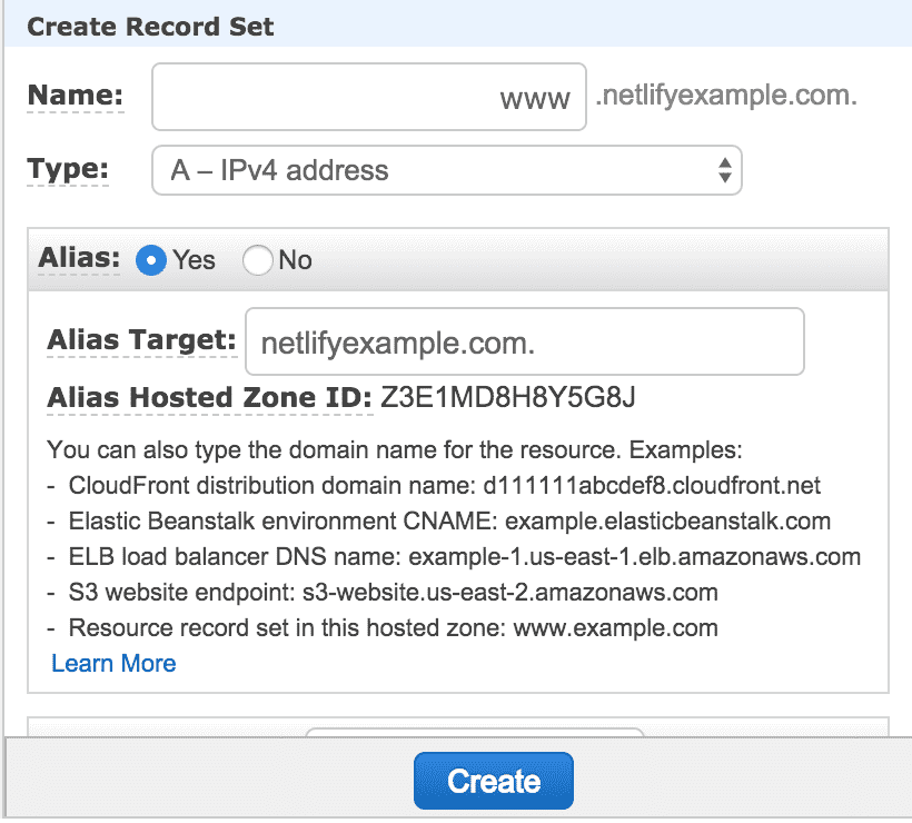 www alias