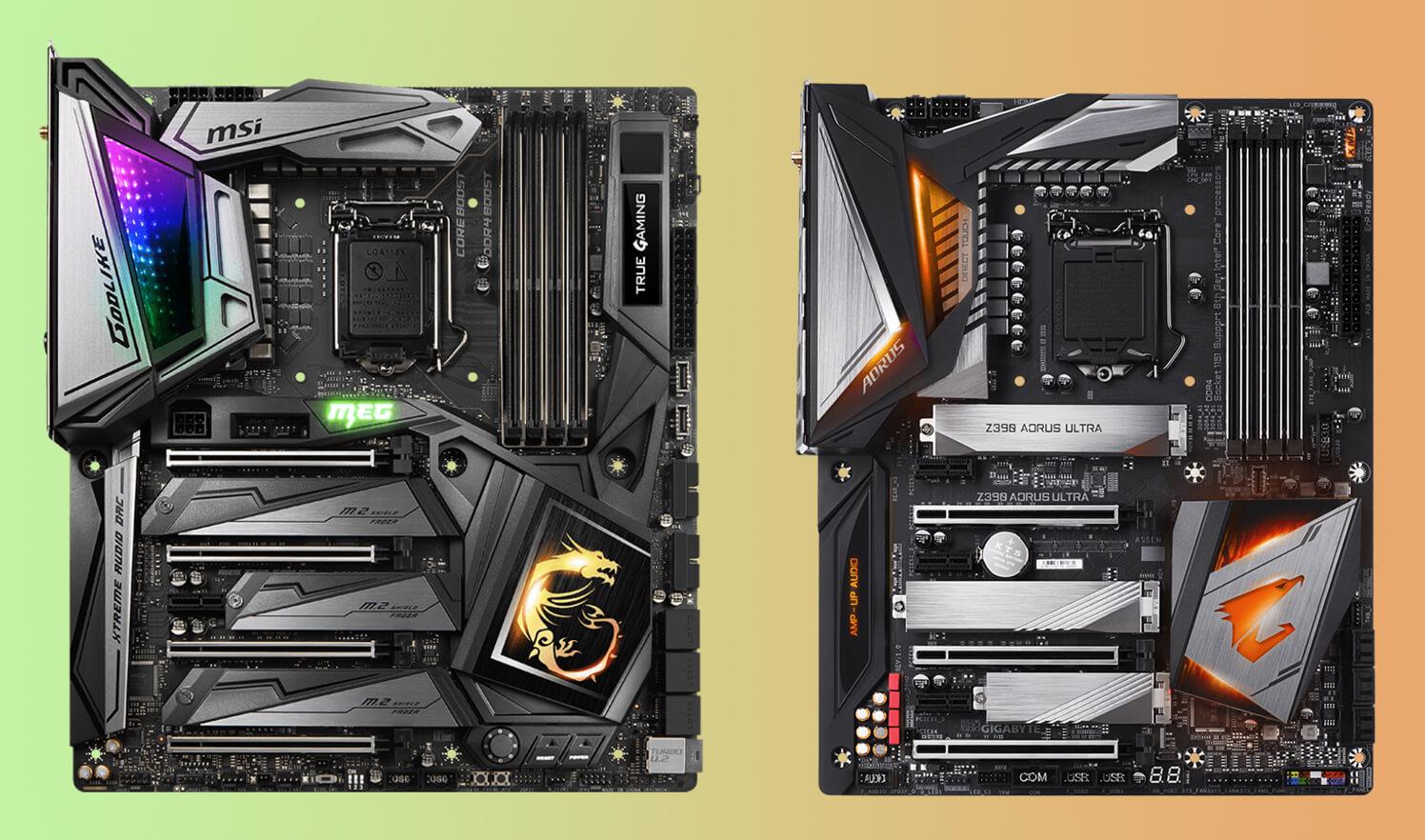 Best Motherboards for i9 9900k