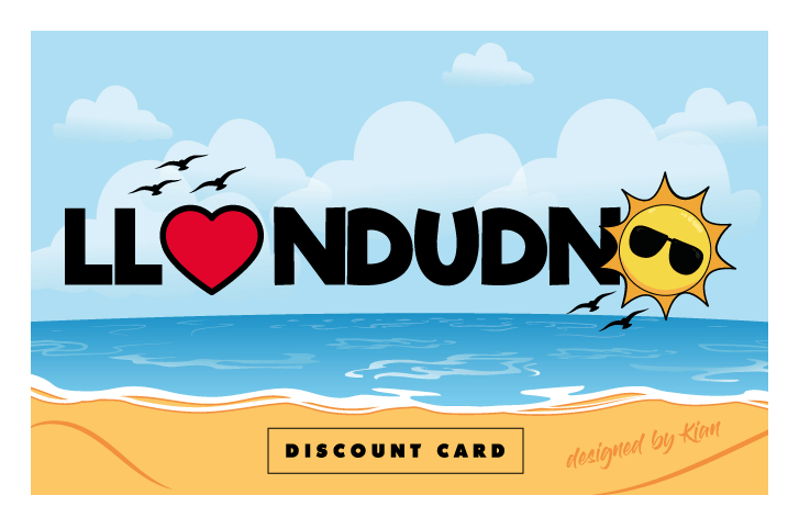 Llandudno Chamber of Trade Discount Card