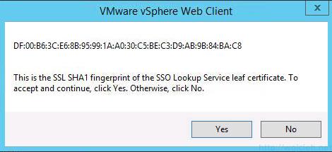 vCenter 5.5 on Windows Server 2012 R2 with SQL Server 2014 – Part 3 - 18