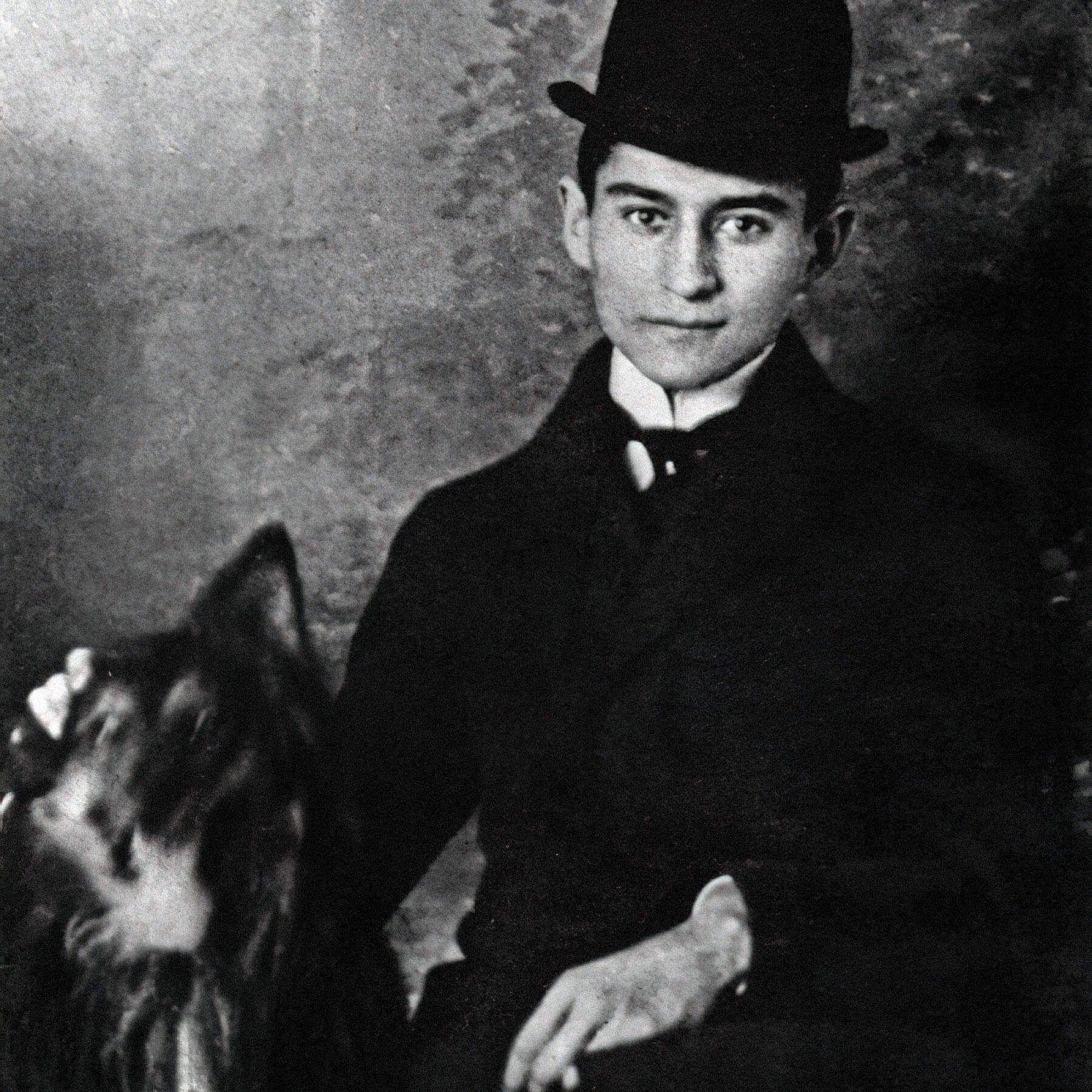 Франц Кафка в 1910 году / vieusseux.it