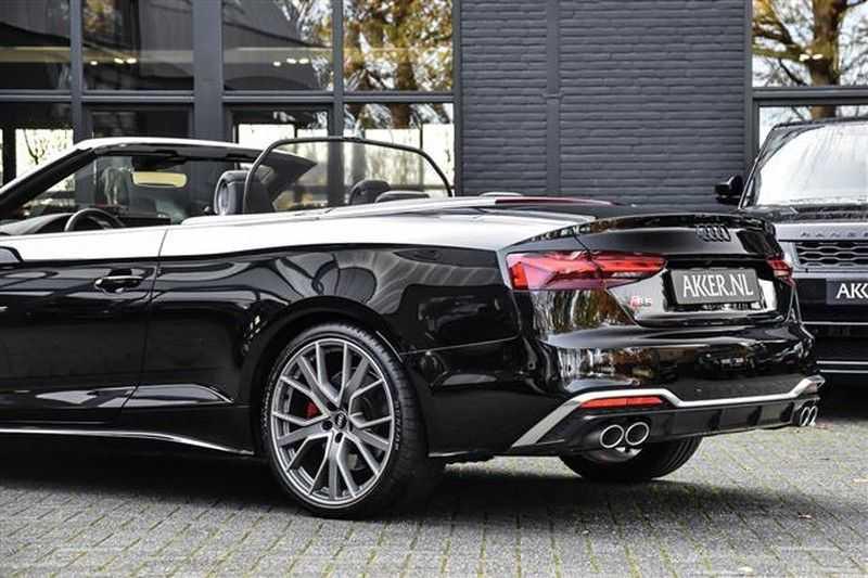 Audi S5 CABRIO HEADUP+SPORTDIFF+TOPVIEW NP.132K afbeelding 24
