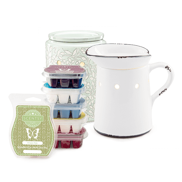 Perfect Scentsy - $46 Warmers