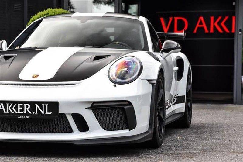 Porsche 911 GT3 RS PCCB+SPORTCHRONO+AKRAPOVIC+CAMERA afbeelding 12