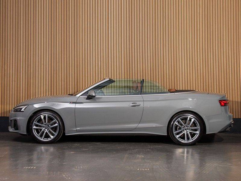 Audi A5 Cabriolet 40 TFSI Aut. S-LINE afbeelding 2