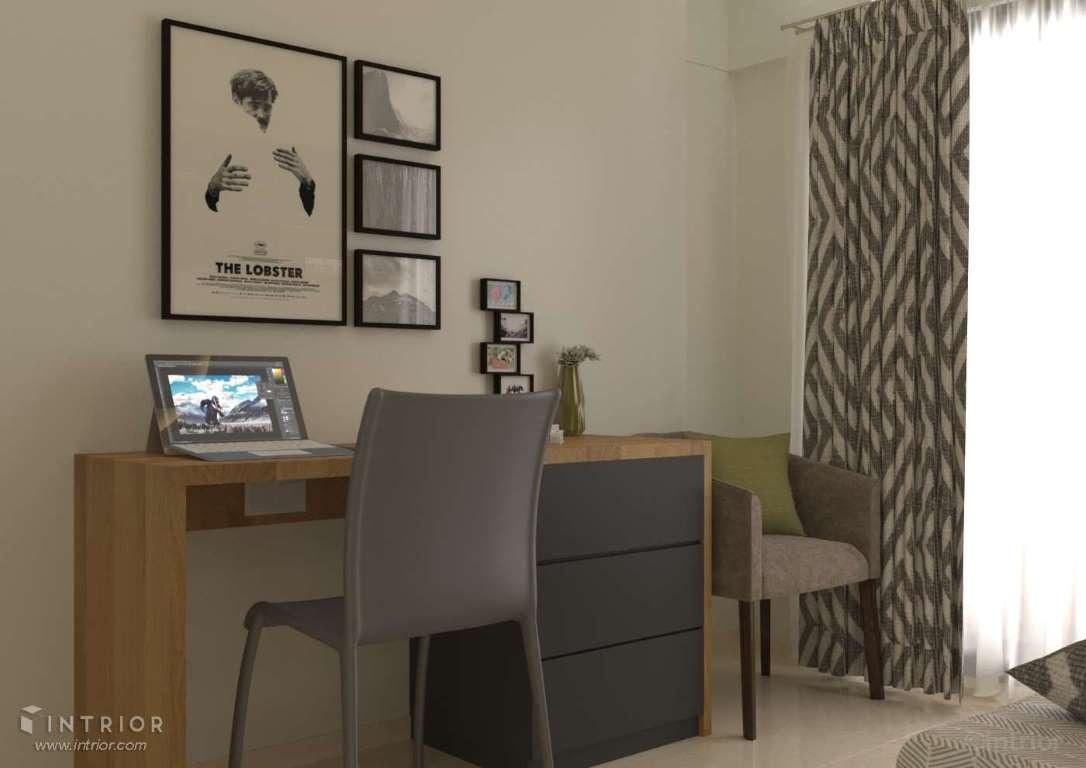 Guest Room Design Study table Design