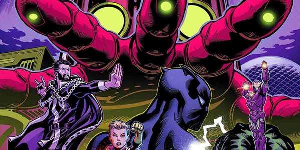 Homem de Ferro enfrenta um Celestial na HQ Vingadores de Jason Aaron
