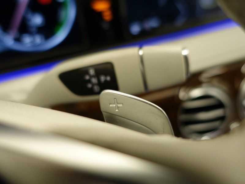 Mercedes-Benz S-Klasse 500 PLUG-IN HYBRID Lang 334pk AMG Ed Aut Pano, Head-up, Full options afbeelding 9