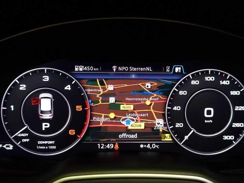 Audi Q7 3.0 TDI e-tron 374pk Quattro Sport S-Line Aut- Panodak, Bose, Leer, Camera, Virtual Cockpit afbeelding 13