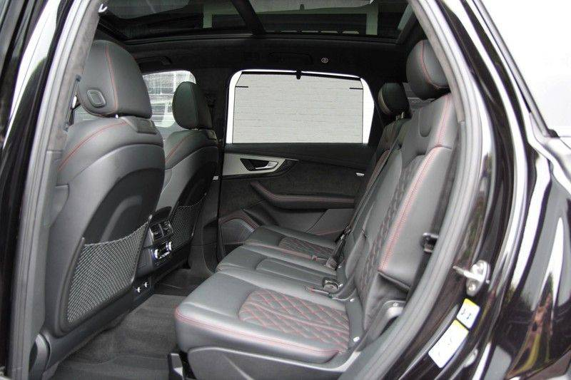Audi SQ7 4.0 TDI 435 PK SPORTDIFF.+B&O+7P+KERAMISCH+22'' afbeelding 10