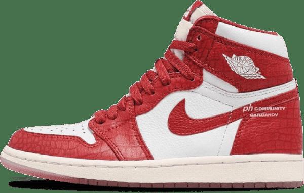 Nike x Supreme Air Jordan 1 Retro High OG