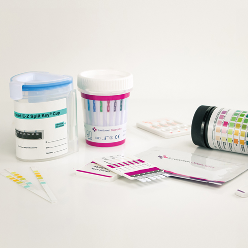 Urine Drug Testing Products
