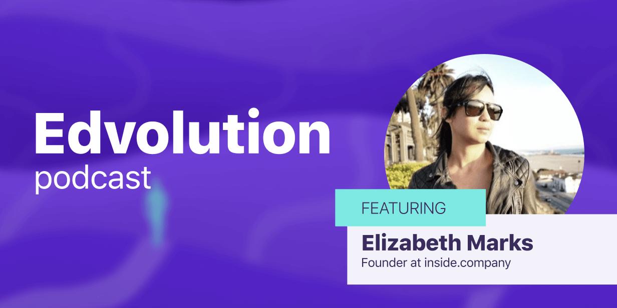 #1 | Elizabeth Marks: Navigating a Financial Crisis, Freelancing, Career Advice