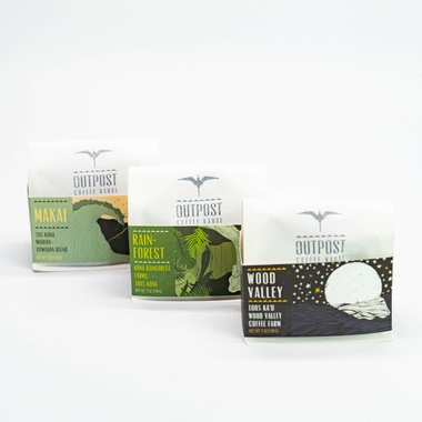 Outpost Coffee Connoisseur Collection