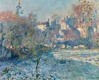 Monet's Le Givre (The Frost) was sold by Christie's New York for $7.221 million in May 2014