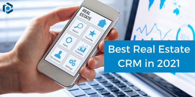 Cover image for Best Real Estate CRM in 2021