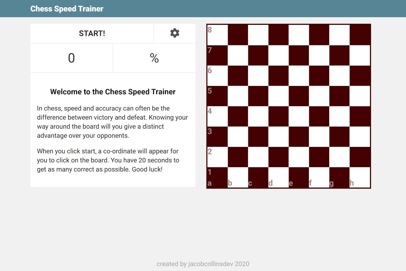 Image of Wallington Chess Club website.