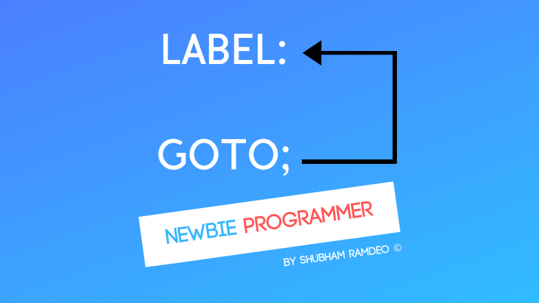 Using Goto and Label