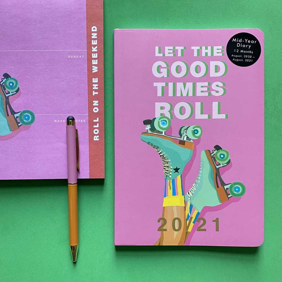 Mid-Year Diary 2020-2021