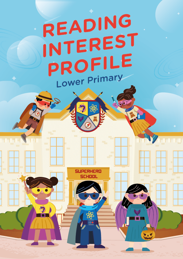 Lower Primary Reading Interest Profile 2021