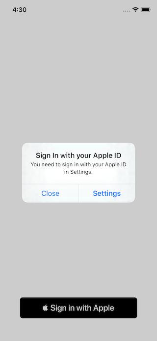 No Apple ID