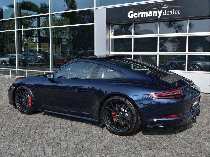 Porsche 911 3.0 Carrera GTS 450pk Carbon Pano Zetels-18-weg 20-Inch LED-PDLS+ Keyless Bose VOL! afbeelding 7