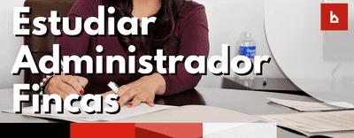 Estudiar para administradores de fincas