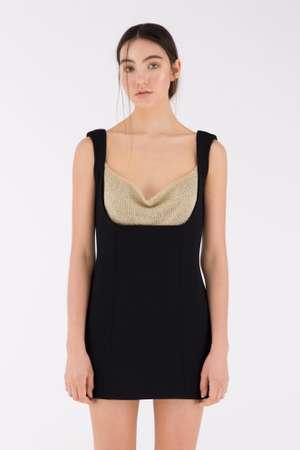 Corset Skirt, Black