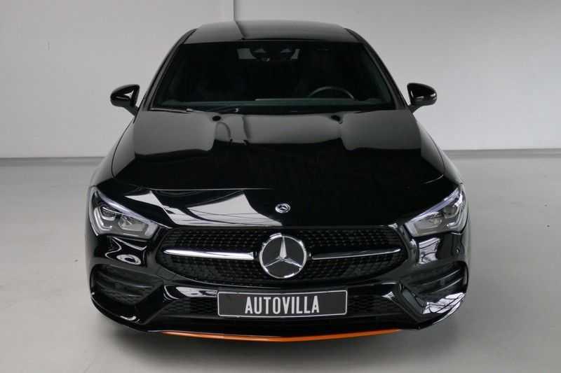 Mercedes-Benz CLA-Klasse 200 d /// AMG Edition 1 Nightpakket - Sfeer verlichting afbeelding 2