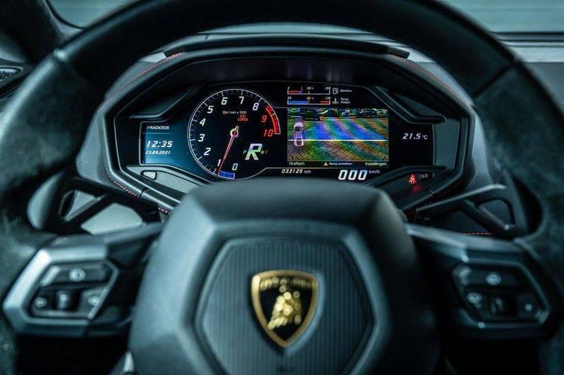 Lamborghini Huracan 5.2 V10 LP610-4, 610 PK, Keramiek, Nose Lift, Camera, Stitching, Rear/Wing, 33DKM, 2015!! afbeelding 15