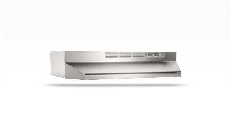 Broan 413004 Under-Cabinet Range Hood