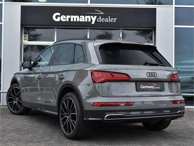 Audi Q5 2.0TFSI 252pk Quattro S-Line Black Edition Quantum! Lucht RS-Zetels Carbon Pano 360Camera 20-Inch afbeelding 13