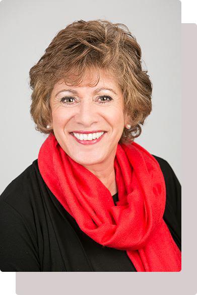 Ann Fogolin Becuz I Matter headshot female leadership coach