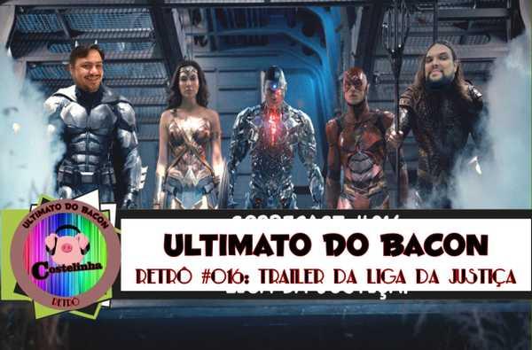 A Liga da Justiça no filme de Zack Snyder