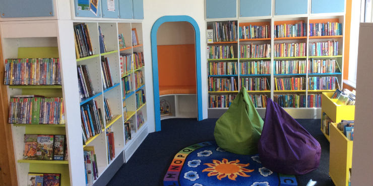 Bungay Community Library