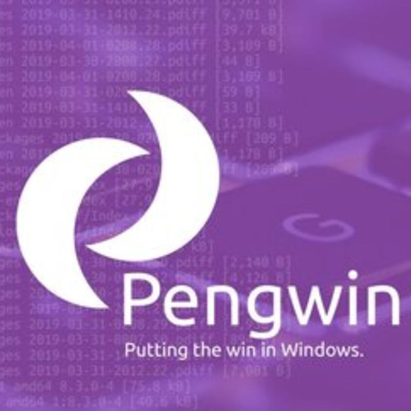 A Linux for Windows? Pengwin, Polymaths, Login and Coffee Pods