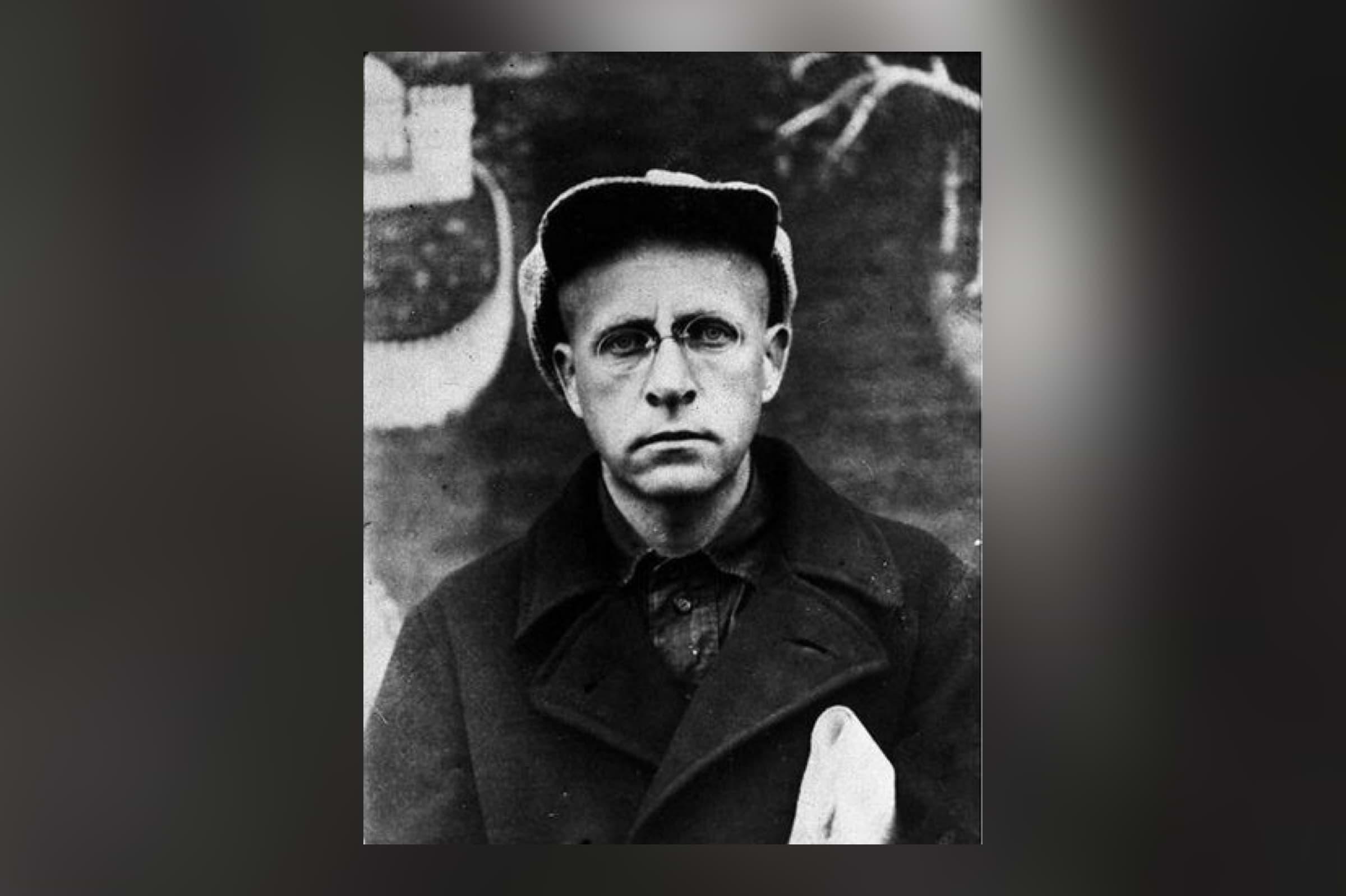 Леонид Добычин в1920-е годы. Фото: Коммерсант