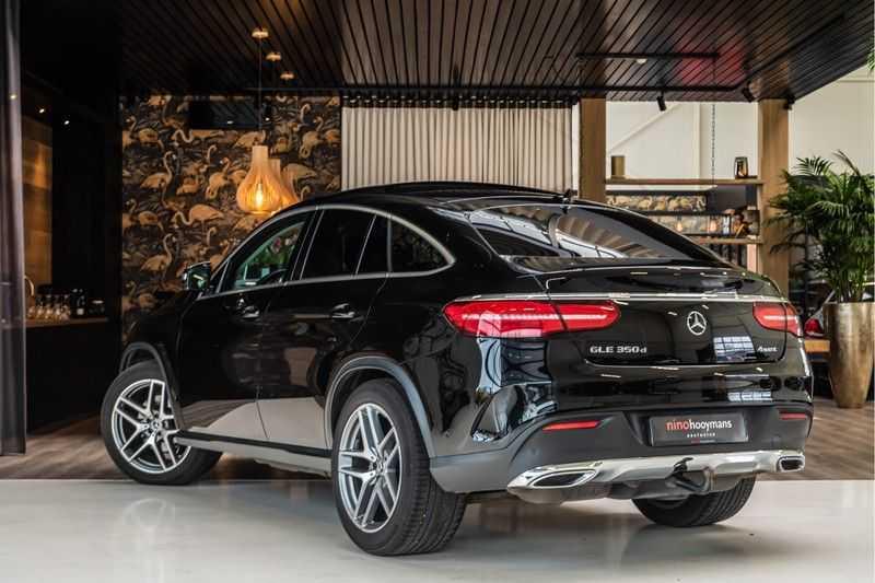 Mercedes-Benz GLE Coupé 350 d 4MATIC AMG | Trekhaak | Comand | Camera | panoramadak | Apple Car Play | Privacy glas | BTW | afbeelding 3