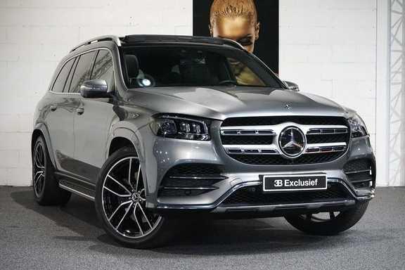 Mercedes-Benz GLS 400 d 4MATIC Premium + pan.dak, AMG