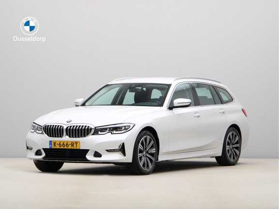 BMW 3 Serie Touring 318i High Executive Luxury Line Automaat