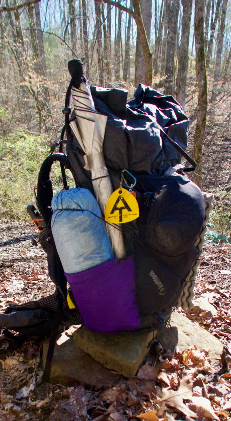 Superior Wilderness Designs Long Haul 50l pack