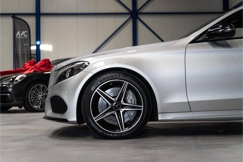 Mercedes-Benz C-Klasse 43 AMG Verkocht! afbeelding 20