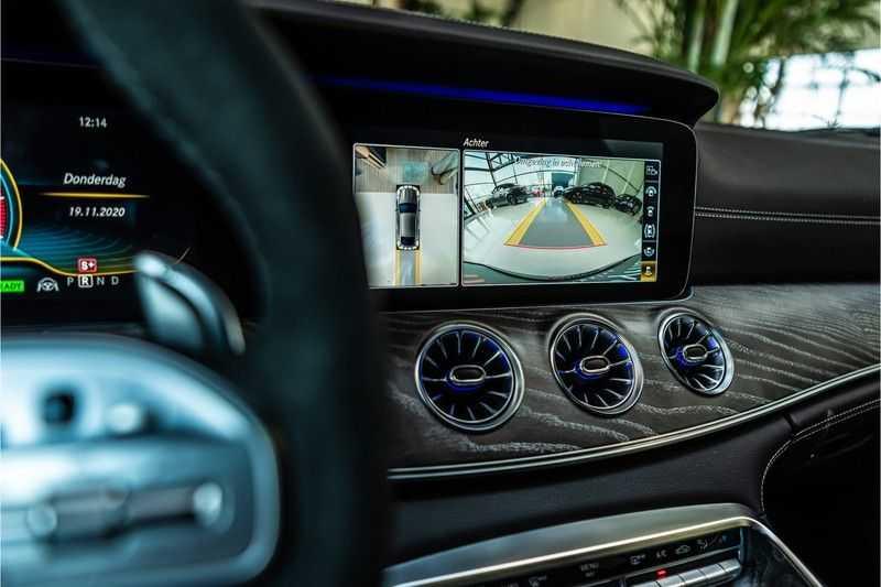 Mercedes-Benz AMG GT 4-Door Coupe 43 | Burmester | Panorama | Schakelbare uitlaat | Apple Carplay afbeelding 14