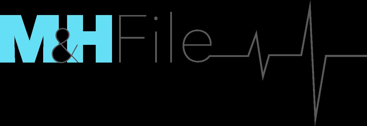 MHFile Startup logo