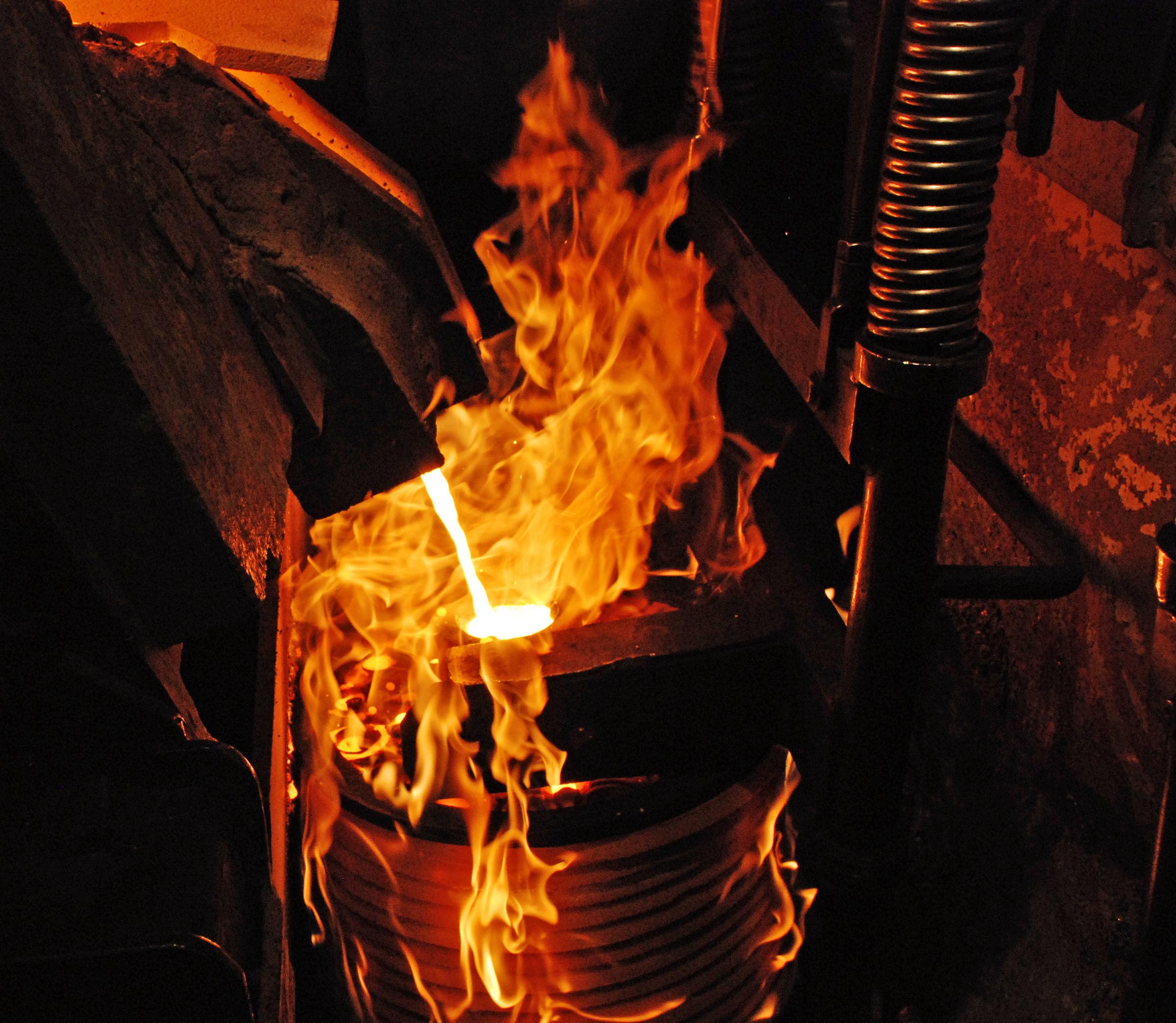 Molten fire 1