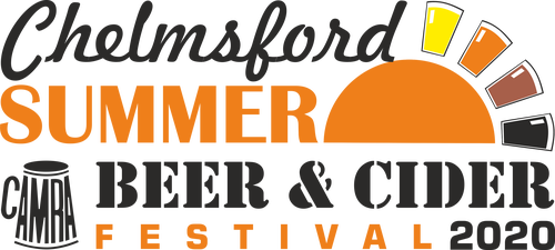 Chelmsford Summer Beer and Cider Festival 2020 Logo
